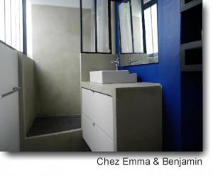 Chez Emma & Benj