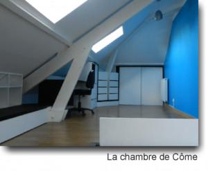 La chambre de Come
